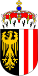 Wappen coat of arms Oberösterreich Upper Austria