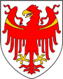 Wappen coat of arms Provinz Südtirol Province of South Tyrol